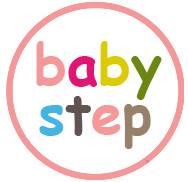 logo baby step