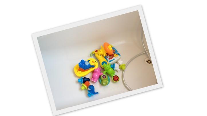 jouets bébé bain