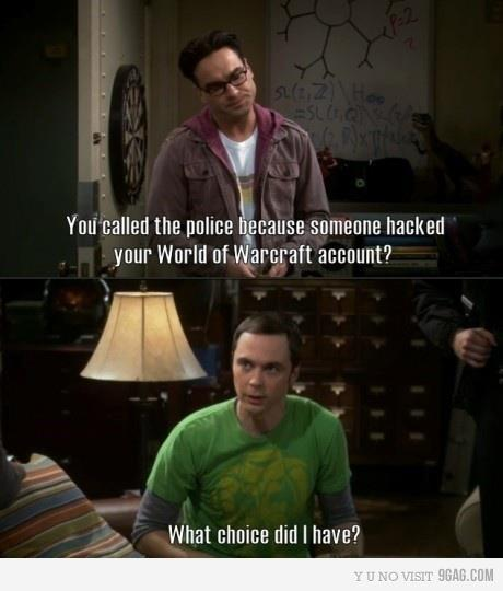 sheldon piratage wow