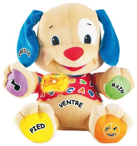 Puppy Fisher Price