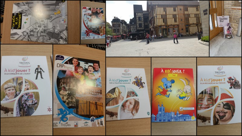 Week-End à Troyes + Nigloland Juin 20165